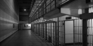 image of a jail